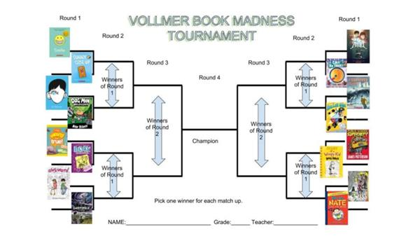 Vollmer Book Madness