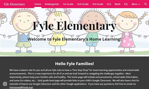 Fyle Home Learning