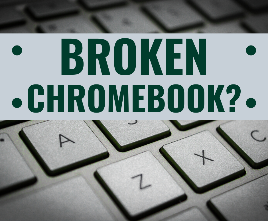Broken Chromebook