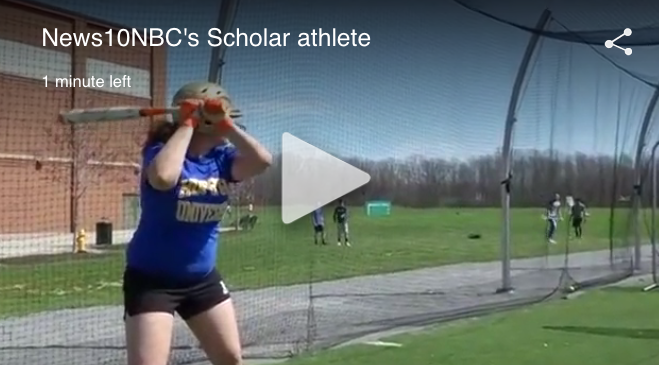Katelyn Boncaro Named Scholar Athlete of the Week!